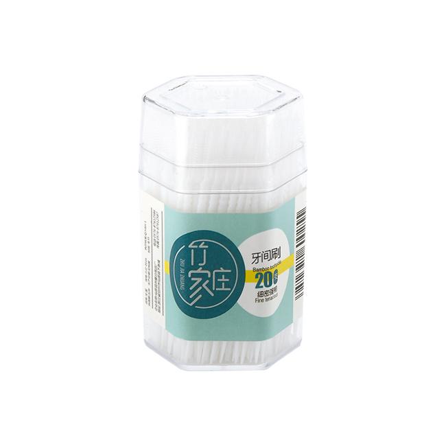 ZJZ-0153 六角瓶牙间刷