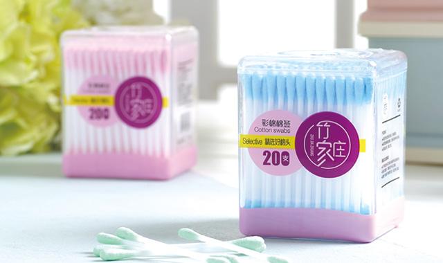 棉签牙签批发厂家教您创意使用卫生棉签