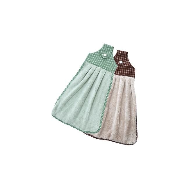 ZJZ-0913 珊瑚绒擦手巾