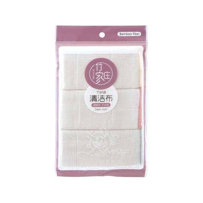 ZJZ-0924 竹纤维清洁布3片装