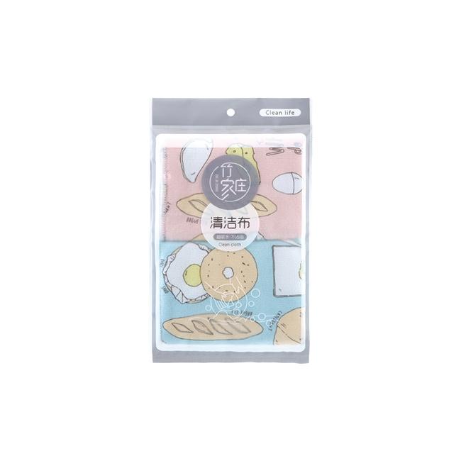 ZJZ-0933 印花超细清洁布2片装