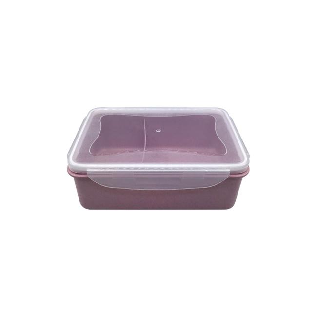 SH-0660 麦香方形小号保鲜盒