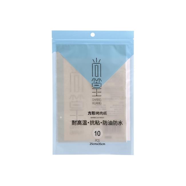 SH-0792 方形烤肉纸