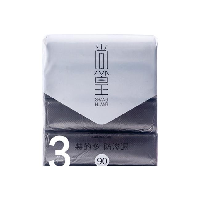 0725B 垃圾袋三卷黑