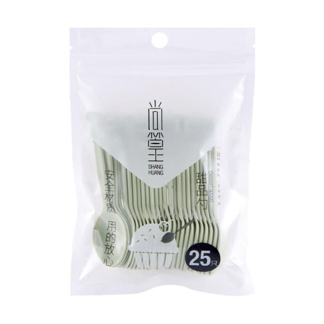 SH-0501 甜品勺袋装25支